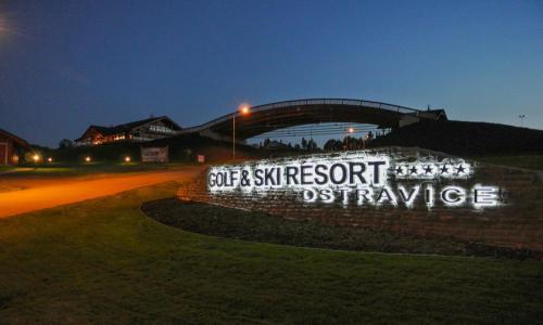 Foto ubytování Golf a ski hotel