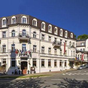 Foto Hotel Continental Mariánské Lázně