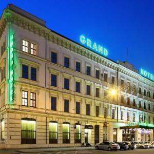 Foto Grandhotel Brno