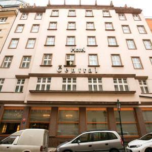 Foto Hotel Centrál Praha Staré Město