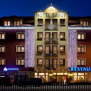 Foto Hotel Savoy České Budějovice