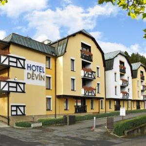 Foto Lázeňský Hotel Děvín Mariánské Lázně