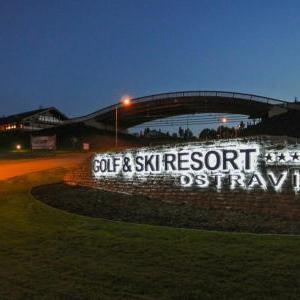 Foto Golf a ski hotel