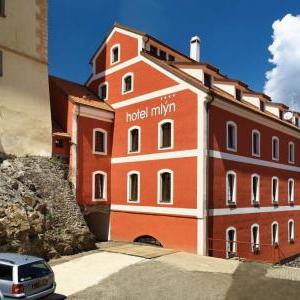 Foto Hotel Mlýn Český Krumlov