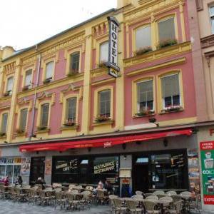 Foto Hotel Monika Cheb