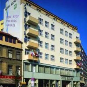 Foto Hotel Slovan Brno Veveří