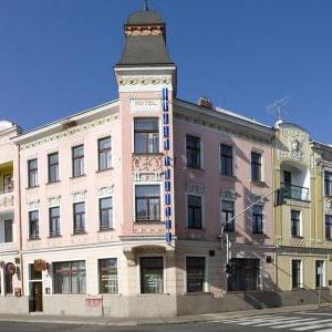 Foto Hotel Olympia Česká Lípa