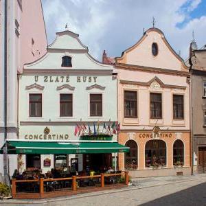 Foto Hotel Concertino - Zlatá Husa
