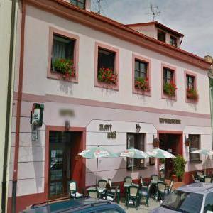 Foto Hotel Zlatý Kříž Kaplice