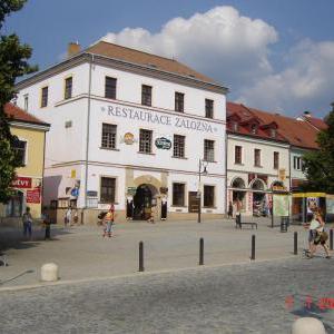 Foto Hotel Záložna Boskovice
