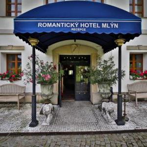 Foto Romantický Hotel Mlýn Karlštejn
