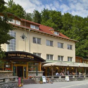 Foto Hotel Skalní Mlýn Blansko