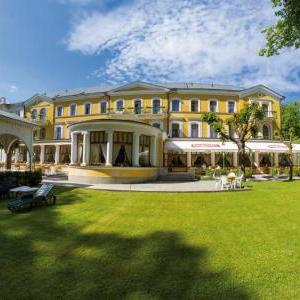 Foto Lázeňský hotel Belvedere
