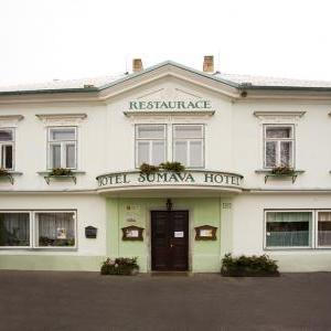 Foto Hotel Šumava Vyšší Brod