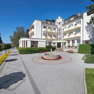 Foto Hotel Grand Lázně Bělohrad